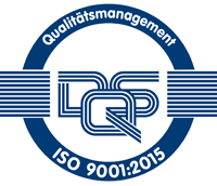 Qualitätsmanagement DQS nach ISO 9001:2015